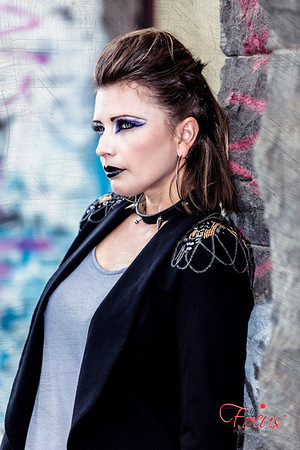 13feb14 Punk shoot Aldona