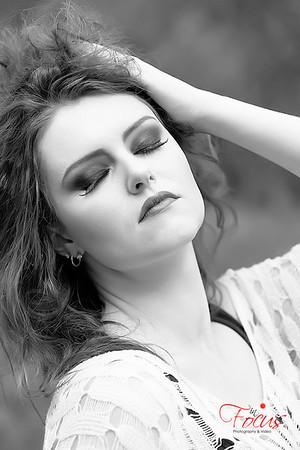 Melanie Ranken Model grunge