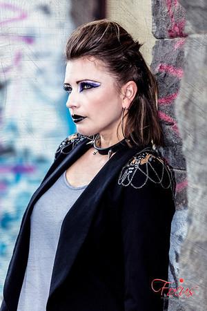 13feb14 Punk shoot Aldona