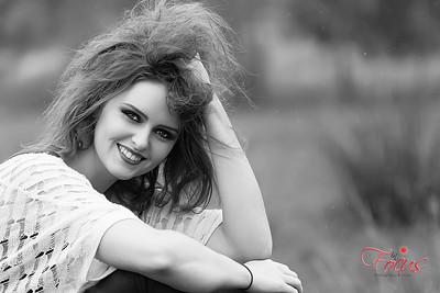 Melanie Ranken Model